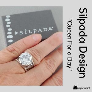 New Silpada Queen For a Day Ring